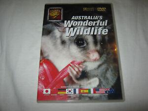 Australia's Wonderful Wildlife - Travel Oz - VGC - DVD - R4