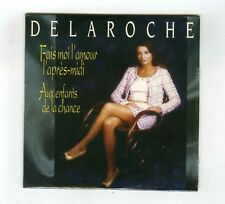 CD SINGLE CHRISTINE DELAROCHE AUX ENFANTS DE LA CHANCE (SERGE GAINSBOURG)