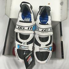 Louis Garneau Women's Tri Lite Size 42 Clipless Cycling Shoe