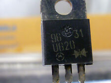 QTY 15  Motorola MUR620CT 200V 3A ULTRAFAST RECTIFIER New Diodes