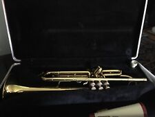 Pre-owned Bb Trumbet Conn Gold