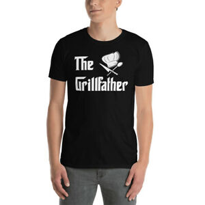 The Grillfather Short-Sleeve Unisex T-Shirt