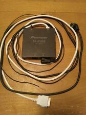Pioneer CD-IB100 II iPod iPhone Interface