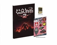 Halo Wars 2 Collectors Edition Official Hardcover Strategy Guide with eGuide NEW