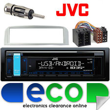 ALFA ROMEO 147 2000-2005 JVC CD MP3 USB AUX IPOD CAR RADIO STEREO KIT