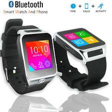 SWAP2 GSM Touch Screen Bluetooth Camera MP3 Wireless Smart Watch Phone Unlocked!