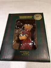 Boyds Bear Crystal Angelfrost Ornament 2006 new in box