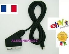 Cable scart Sega Megadrive 2 RGB cordon Mega Drive II MD2 NEW PAL 180cm
