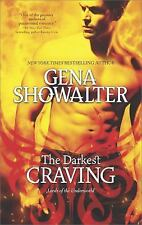Lords of the Underworld: The Darkest Craving 10 by Gena Showalter (2013,...