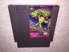Battletoads (Nintendo Entertainment System, 1991) NES Game Cartridge Excellent!