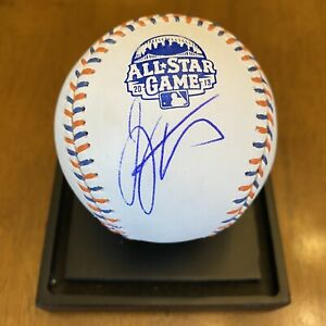 Joey Votto Signed Autographed 2013 All Star Game Baseball Reds JSA COA