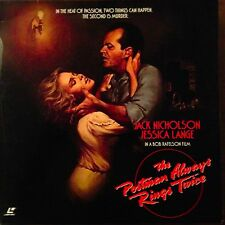 The Postman Always Rings Twice -  Laserdisc Buy 6 for free shipping