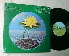 PRISCILLA HERDMAN - THE WATER LILY - RARE 1977 AUTOGRAPHED LP - FOLK - PHILO