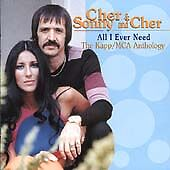 SONNY & CHER - All I Ever Need: The Kapp/MCA Anthology 2 CD SET
