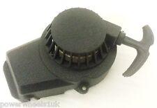 PU002 BLACK METAL PULL START FOR MINI MOTO / DIRT / QUAD BIKE