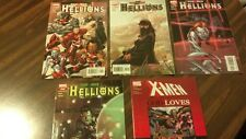 "New X-Men: Hellions Mini Series Plus Bonus X-Men ""God Loves Man Kills"" Reprint"