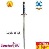 28 inch Justice League Hero Wonder Woman Sword Cosplay Costume Party Accessory