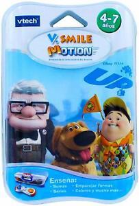Vtech V Smile V Motion TV Learning System Game Up! - Spanish