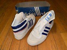 Vintage Adidas Rebound Shoes France Deadstock Sz.7