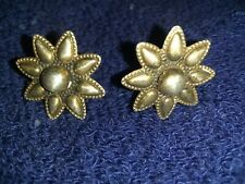 Antique Sterling Silver Ear Rings