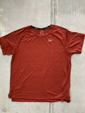Nike Running Short Sleeve Dri Fit Athletic T Shirt • Xl