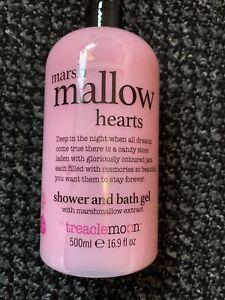 BN TREACLEMOON MARSHMALLOW HEARTS SHOWER AND BATH GEL 500ML