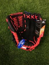 """Mizuno Mvp Prime Se 11.75"""" Infield Glove Gmvp1175Pse7 - Black Red"""