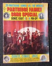 1971 Summer PARTRIDGE FAMILY Song Special GD+ 2.5 David Cassidy / Susan Dey