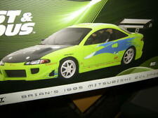 1:18 Greenlight Fast & Furious Brian's Mitsubishi Eclipse 1995 in OVP