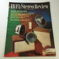 VTG HiFi Stereo Review Magazine August 1963 - Music Criticism Unnecessary Evil?
