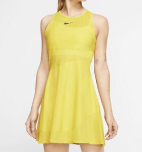 Nike Court Maria Sharapova Tennis Dress Dri-Fit Athletic BV1066-733 Women S NWT