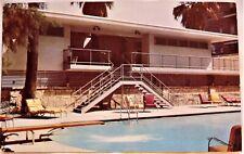 1960s Unused Postcard San Antonio Texas Menger Resort Hotel Next to the Alamo