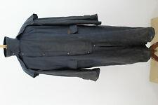 OPENAIR Navy Wax Stockman Riding Coat size L