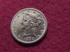 1882-P* U.S. $5 DOLLAR GOLD~ LIBERTY HEAD ~ GOLD HALF EAGLE COIN ~ NICE !!!!