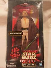 Hasbro Star Wars Vintage Collection Qui-Gon Jinn Action Figure Fedration