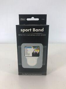 Sport Band For iPod Nano 3rd Generation Reflective Comfortable Sport Design NEW