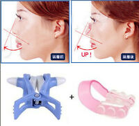 Nose Up Shaping Shaper Lifting + Bridge Straightening Beauty Clip Clipper Set EY