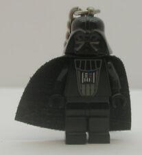 STAR WARS Lego VINTAGE LUCAS FILMS DARTH VADER KEYCHAIN MINIFIGURE R14708