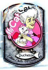 Disneyland Paris - My Cat Series - Madame Adelaide and Duchess Pin