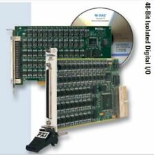 NEW - National Instruments PXI-6527 NI DAQ Card, Isolated Digital I/O, Relays
