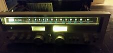 Vintage Sansui G-4500 Pure Power 40W Stereo Receiver EXCELLENT w/ NEW LIGHTS
