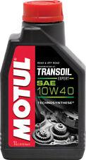 OLIO 1lt  MOTUL TRANSOIL 10W40 EXPERT 2T TECHNOSYNTHESE