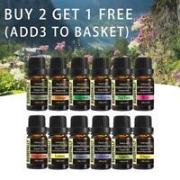 Essential Oils Fragrance Pure 10ml Diffuser Candle Soap Making Perfume Bath Boom