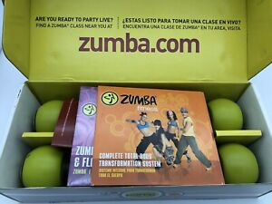 Zumba Fitness Join The Party Total-Body Transformation System Set [315]