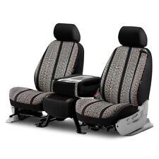 For Chevy Silverado 1500 07-11 Fia Wrangler Series 1st Row Black Seat Covers