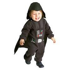 Rubie's Official Disney Star Wars Toddler Darth Vader Children Costume - Toddle