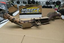 OEM POLARIS RANGER 700 EFI XP 4X4 6X6 EXHAUST HEADER HEAD MID PIPE MUFFLER
