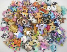 Lot 10pcs random Littlest Pet Shop 100% Original  Loose Figures E89A