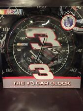 NASCAR Racing Sound Clock Live At Richard Childress Racking #3 Dale Earnhardt