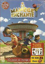 DVD - LE MANEGE ENCHANTE ( DESSIN ANIME - NEUF EMBALLE )